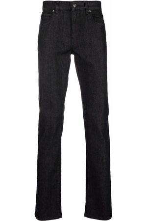 Z Zegna Men Slim - Mid-rise slim-fit jeans