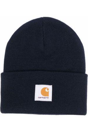 Carhartt Men Beanies - Watch Hat logo-patch beanie