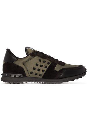 VALENTINO GARAVANI Rockstud low-top sneakers