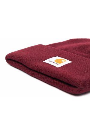 Carhartt Watch Hat logo-patch beanie
