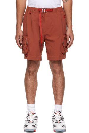 Nike Men Shorts - Red ACG Cargo Shorts