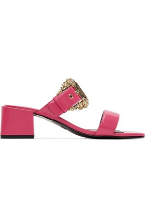 VERSACE Women Mules - Pink Couture I Mules