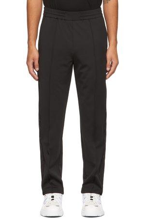 McQ Men Sweatpants - Black Interlock Track Pants