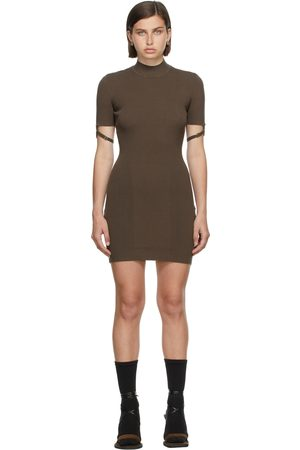 Jacquemus Women Bathrobes - Brown La Montagne 'La Robe Torre' Dress