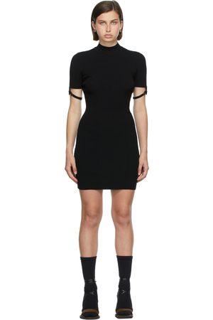 Jacquemus Women Bathrobes - Black La Montagne 'La Robe Torre' Dress