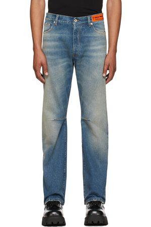 Heron Preston Men Jeans - Hammer Holder Jeans