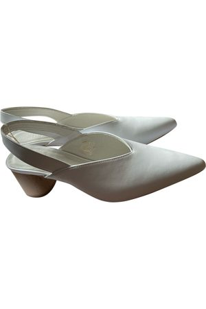 IRIS & INK Leather sandals