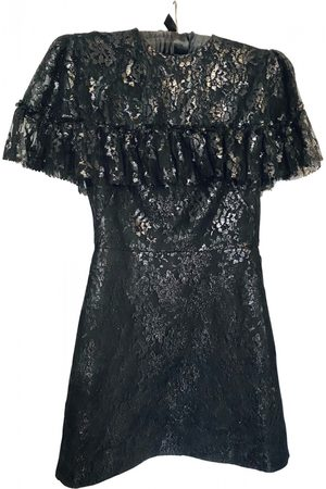 The Vampire's Wife Silk mini dress