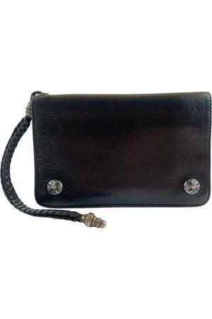 CHROME HEARTS Leather small bag