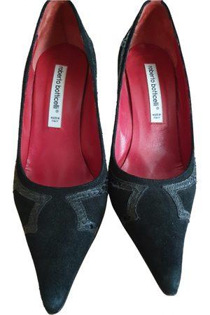 Roberto Botticelli Leather heels