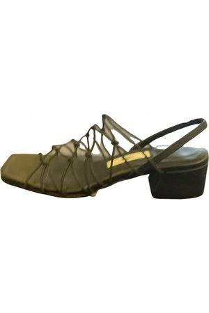 Miista Frida leather sandal