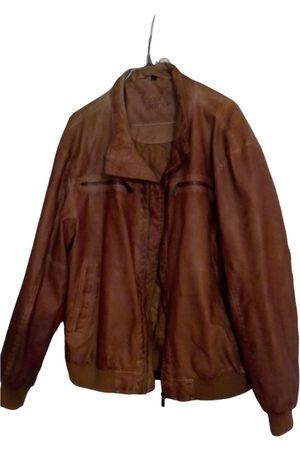 Globetrotter Men Gilets - Leather vest