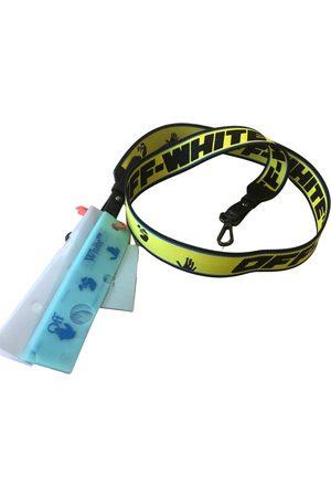OFF-WHITE Cloth belt