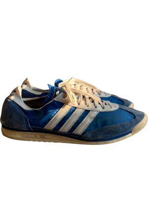adidas Gazelle cloth low trainers