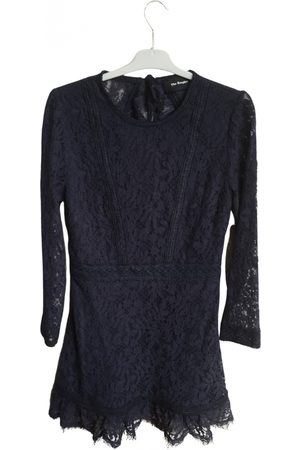 The Kooples Spring Summer 2020 lace mini dress