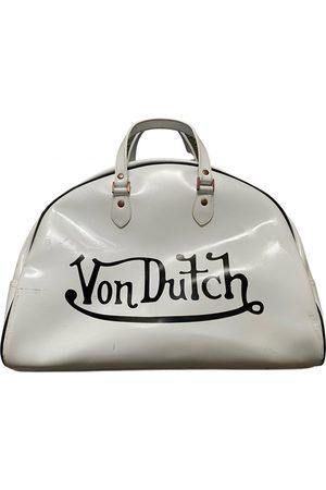 Von Dutch Leather bowling bag