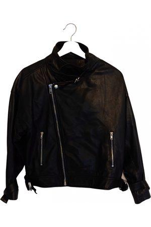 Maje Women Leather Jackets - Leather jacket