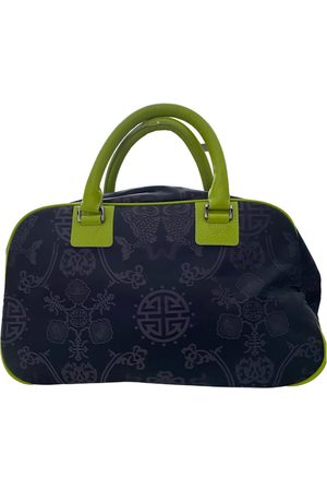 SHANGHAI TANG Cloth bowling bag