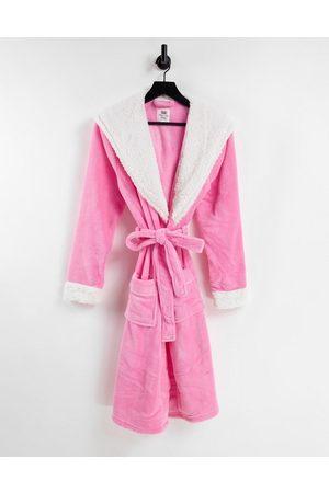 Chelsea Peers Women Bathrobes - Fluffy robe in