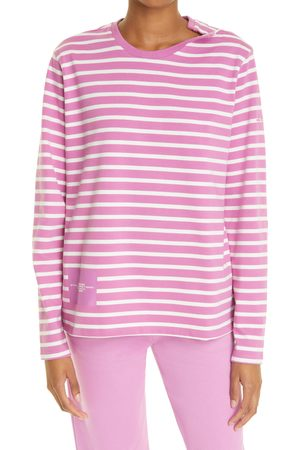 Marc Jacobs Women's The Stripe Long Sleeve Shirt