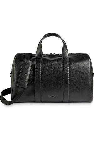 Ted Baker Saffiano Leather Duffel Bag