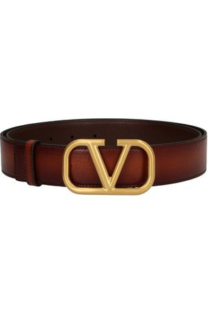 VALENTINO Garavani - V Logo belt H.35