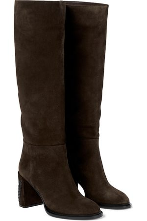 GABRIELA HEARST Bocca suede knee-high boots