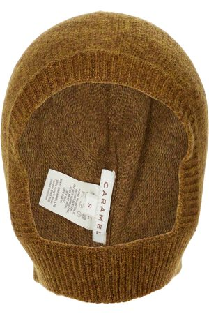 Caramel Baby Ida cashmere hat