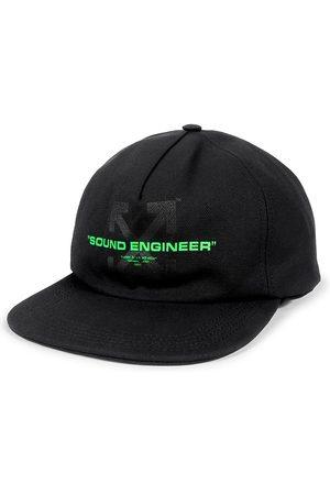 OFF-WHITE Men Caps - Off x Pioneer Sound Engineering Baseball Cap