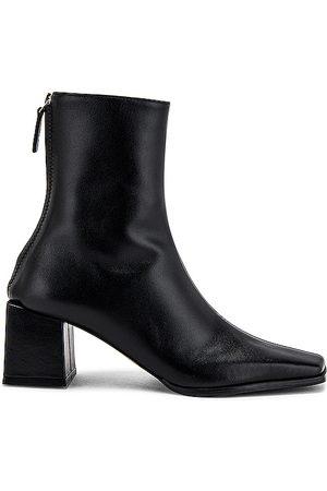 Reike Nen Cube Heel Basic Boots in .