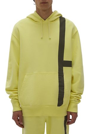 Helmut Lang Striped Hoodie Sweatshirt