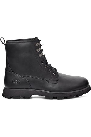 UGG Kirkson Leather Lace-Up Boots