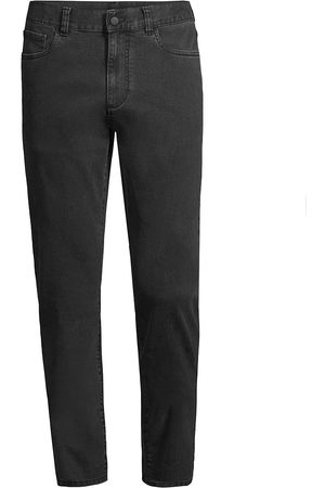 CANALI Straight Cotton-Blend Jeans