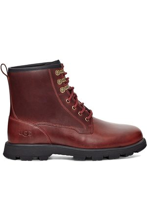 UGG Men Lace-up Boots - Kirkson Leather Lace-Up Boots