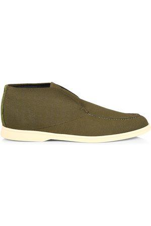 Loro Piana Open Walk Wish Ankle Boots