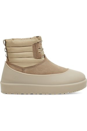 UGG Classic Mini Lace-Up Weather Boots