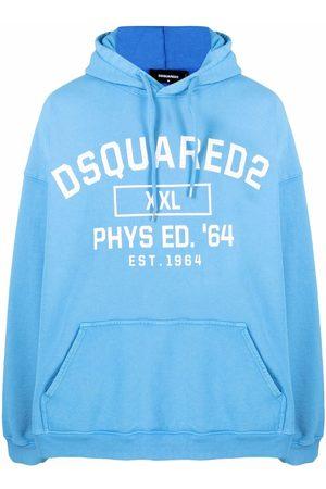 Dsquared2 Men Hoodies - Logo-print hoodie