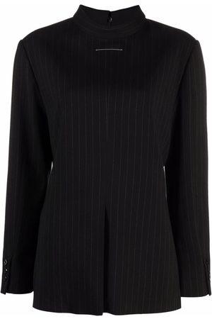 MM6 MAISON MARGIELA Women Blazers - Pinstripe blazer top