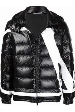 VALENTINO Men Puffer Jackets - Logo-print puffer jacket