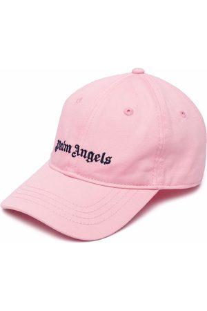 Palm Angels Kids Girls Caps - CLASSIC LOGO CAP NAVY - 3046 NAVY