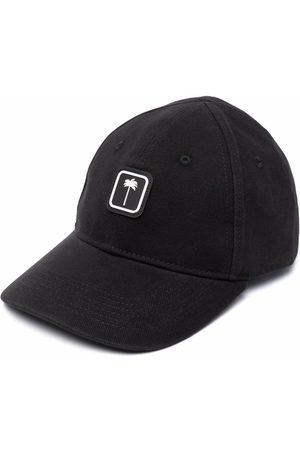 Palm Angels Caps - PXP CLASSIC CAP WHITE