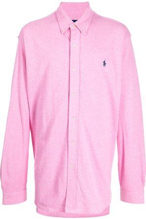Polo Ralph Lauren Men Casual - Oversized button-up shirt