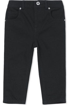 Burberry Jeans - Logo appliqué Japanese jeans