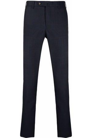 PT01 Straight-leg wool trousers