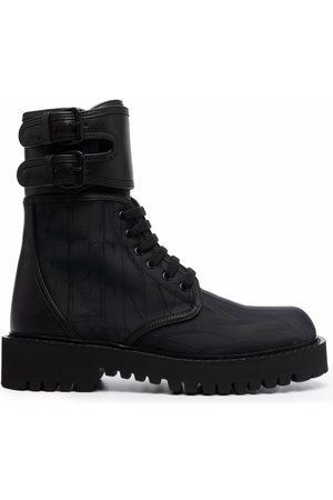 VALENTINO GARAVANI Men Boots - VLTN combat boots