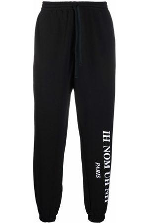 Ih Nom Uh Nit Men Sweatpants - Logo-print track pants