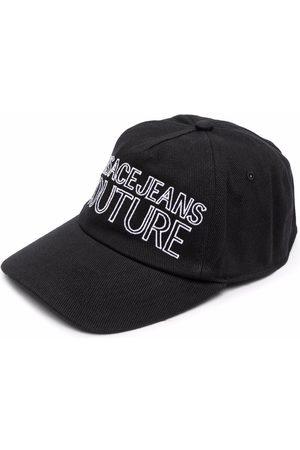 VERSACE Embroidered-logo baseball cap