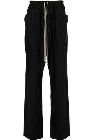 Rick Owens Men Sweatpants - Full-length track pants