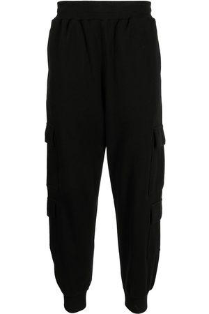 FIVE CM Men Cargo Pants - Side cargo-pocket trousers
