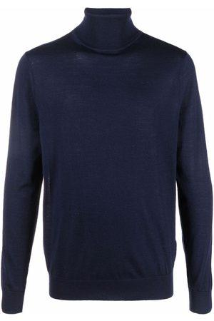 Paul Smith Fine-knit roll-neck jumper